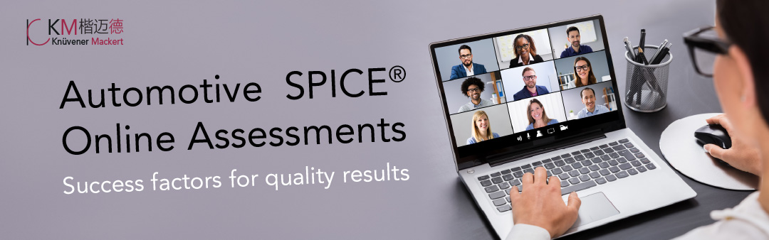 Automotive SPICE Online Assessments - Success factors for quality results